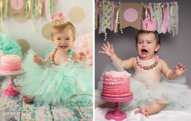 20 extremely amusing images of kids who really didn't want their photo taken