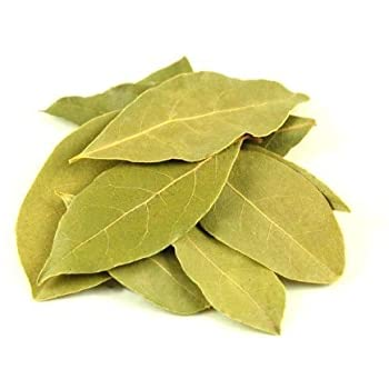Whole Dry Bay Leaves - 100g: Amazon.co.uk: Grocery