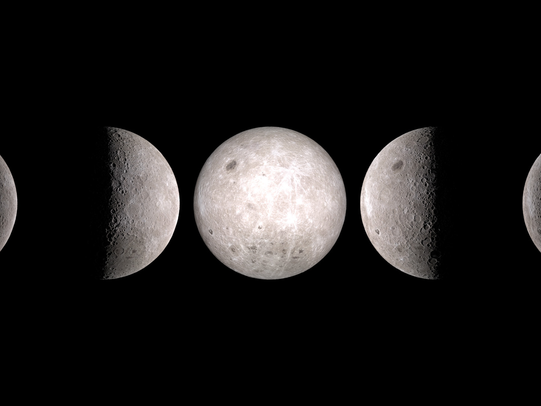 Former NASA scientist's video shows the moon has no dark side - Business  Insider